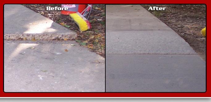 Trip Hazard Repairs | THR Concrete Grinding | Concrete